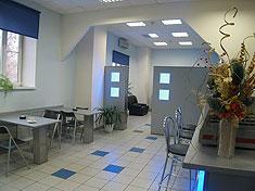 кафе в автотехцентре Транс-Реал Сервис